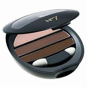 Boots No7 Stay Perfect Eyeshadow Palette