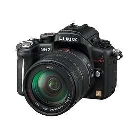 Panasonic Lumix DMC-GH2 + 14-140/4,0-5,8 OIS