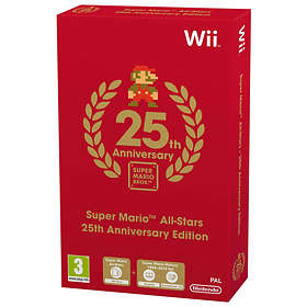 Super Mario Allstars - 25th Anniversary Edition (Wii)