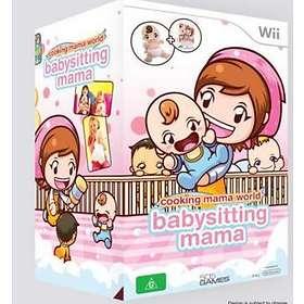Cooking Mama World: Babysitting Mama