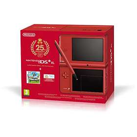 Nintendo DSi XL (+ New Super Mario Bros) - 25th Annviersary Edition