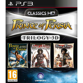 Prince of Persia Trilogy HD 3D