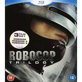 RoboCop - Trilogy (UK)