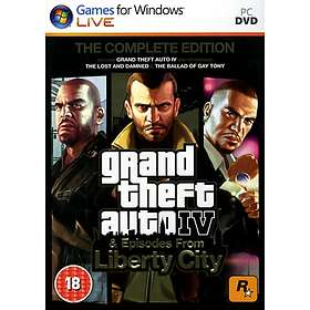 Grand Theft Auto IV - Complete Edition (PC)