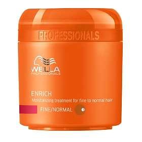 Wella Enrich Moisturizing Fine/Normal Treatment 150ml