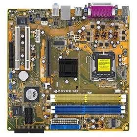 ASUS P4V8X-MX Windows 8 X64