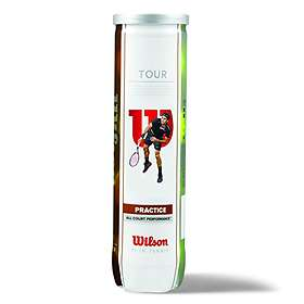 Wilson Tour Practice (4 bollar)