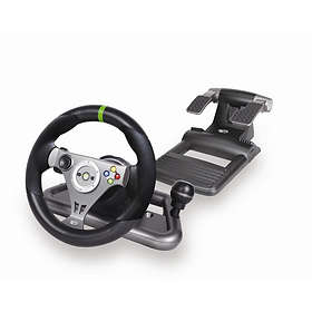 Mad Catz Xbox 360 Wireless Racing Wheel (Xbox 360)