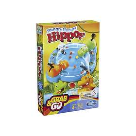MB Games Hungry Hungry Hippos (pocket)