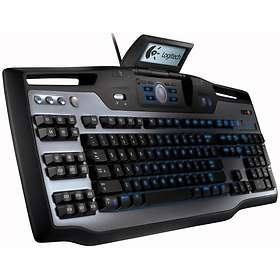 Logitech G510 Gaming Keyboard (EN)