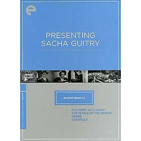 Eclipse Series 22: Presenting Sacha Guitry - Criterion Collection (US)