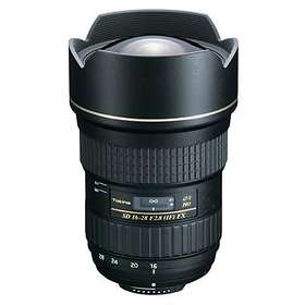 Tokina AT-X Pro 16-28/2.8 FX for Canon