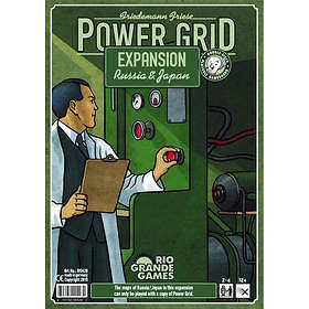 Power Grid: Russia & Japan (exp.)