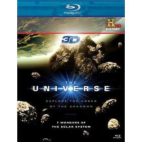 Universe 7 Wonders of the Solar System 3D (US)