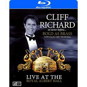 Richard Cliff: Bold As Brass - Live at the Albert