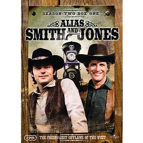 Alias Smith & Jones - Säsong 2 Box 1