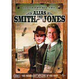 Alias Smith & Jones - Säsong 2 Box 2