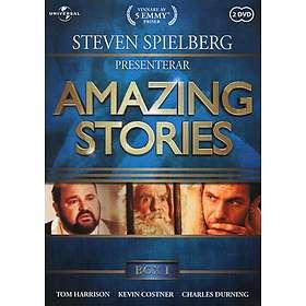Amazing Stories - Säsong 1 Box 1