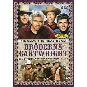Bröderna Cartwright - Säsong 1 Box 4
