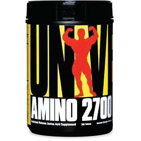 Universal Nutrition Amino 2700 120 Kapslar