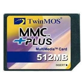 TwinMos MMCplus 512MB