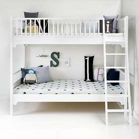 Oliver Furniture Seaside Våningssäng 97x207cm