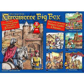 Z-Man Games Carcassonne: Big Box 3