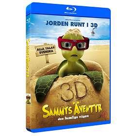 Sammys Äventyr: Den Hemliga Vägen (3D)