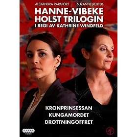 Hanne Vibeke Holts - Trilogin