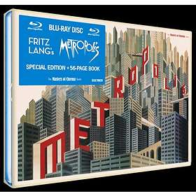 Metropolis - Reconstructed and Restored (UK)