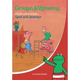 grodan och hans vänner dvd