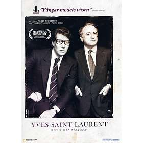 Yves Saint Laurent: Den Stora Kärleken