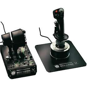 Thrustmaster Hotas Warthog Flight Stick and Throttle (PC)