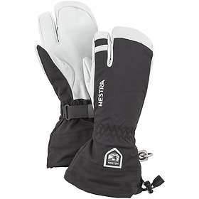 Hestra Army Leather Heli Ski 3-Finger Glove (Unisex)