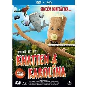 Knatten Och Karolina (BD+DVD)