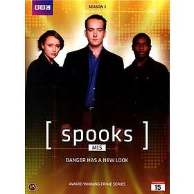 Spooks - Säsong 2