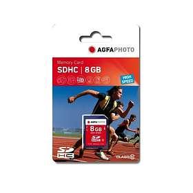 AgfaPhoto High Speed Professional SDHC Class 10 8GB