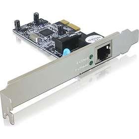 DeLock Gigabit LAN PCI Express Card (89156)