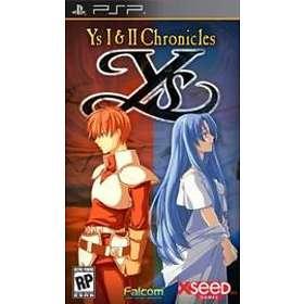 Ys: I & II Chronicles (PSP)