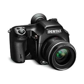 Ricoh-Pentax 645D + 55/2,8