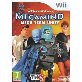 Megamind Ultimate Showdown (Wii)