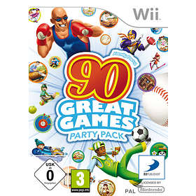 Family Party: 90 Great Games Party Pack (Wii)