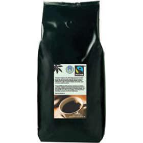 BKI Kaffe Mellanrost Fairtrade Eko 1kg (hela bönor)