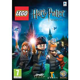 Lego Harry Potter: Years 1-4 (Mac)