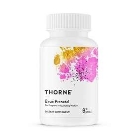 Thorne Research Basic Prenatal 90 Kapslar
