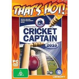 International Cricket Captain 2010 (PC)