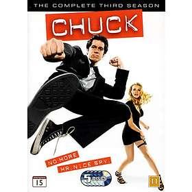 Chuck - Säsong 3