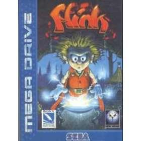 The Misadventures of Flink (Mega Drive)