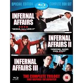 Infernal Affairs Trilogy (UK)