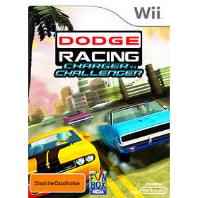 Dodge Racing: Charger vs. Challenger (Wii)